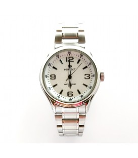 Zegarek PF P025 TARCZA BIAŁA