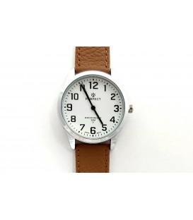 Zegarek Perfect G501 pasek brązowy