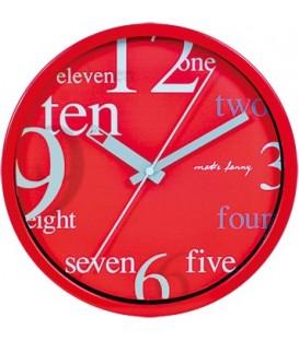 Zegar ścienny analogowy Perfect 9169 Ø 25.0