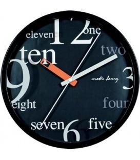 Zegar ścienny analogowy Perfect 9171 Ø 25