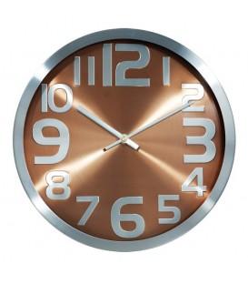 Zegar ścienny analogowy Perfect 9233 Ø 30.5