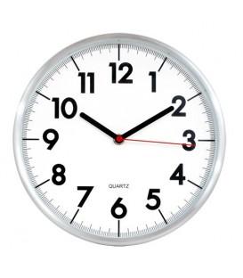 Zegar ścienny analogowy Perfect 9647 Ø 25.0