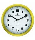 Zegar ścienny analogowy Perfect 7130 ZŁOTY Ø 25.5