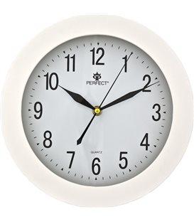 Zegar ścienny analogowy Perfect MR 17 Żółty