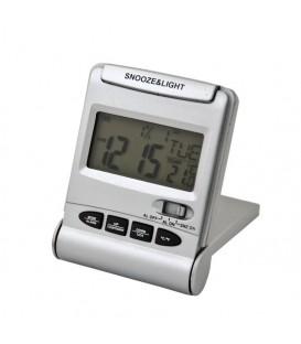 Budzik Kwarcowy LCD Cason C 303A
