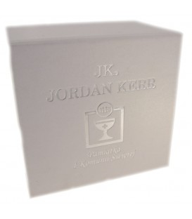 Pudełko Jordan Kerr PAMIĄTKA I KOMUNII ŚWIĘTEJ