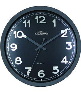 Zegar ścienny analogowy Chermond 9853