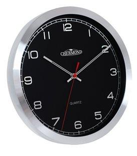 Zegar kwarcowy analogowy Chermond 9633