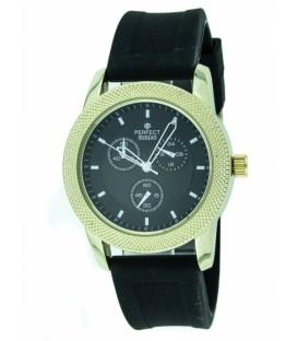 Zegarek kwarcowy Perfect G 415 GOLD czarny
