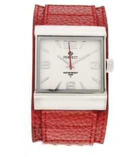 Zegarek Perfect G 207 czerwony pasek