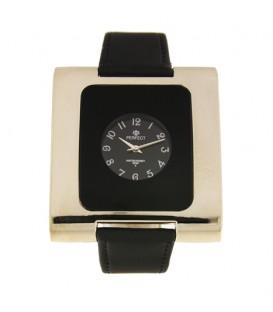 Zegarek Perfect G 218 czarny pasek czarna tarcza