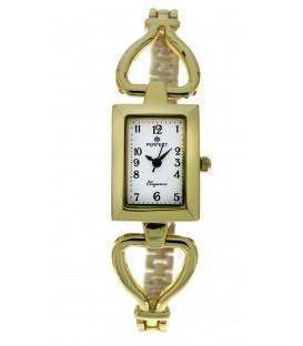 Zegarek kwarcowy Perfect G 346 GOLD biała tarcza