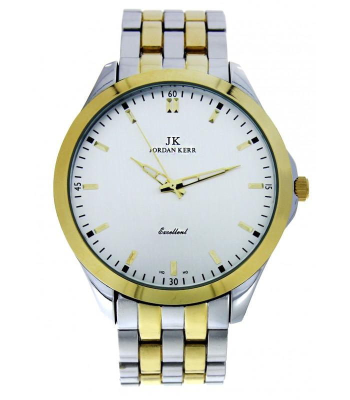 wyglądają dobrze wyprzedaż buty styl mody niesamowita cena Jordan Kerr 16451 IPG/IPS srebrna tarcza - volantis.pl