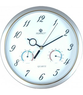 Zegar ścienny analogowy Perfect TB
