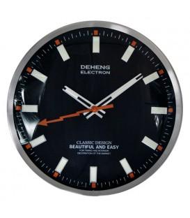 Zegar ścienny analogowy Chermond 9786 Ø 34
