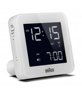 Budzik turystyczny LCD Braun BNC009W-RC