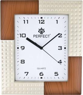 Zegar ścienny analogowy Perfect 5682 Złoty