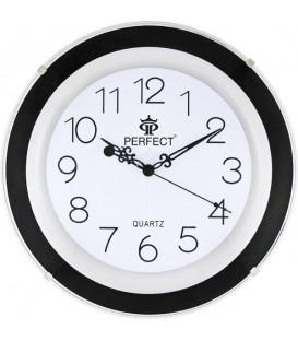 Zegar ścienny analogowy Perfect FX-8106 Ø 32.5