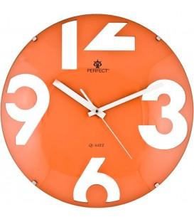 Zegar ścienny analogowy Perfect PW 148  Ø 33