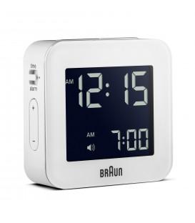 Budzik turystyczny LCD Braun BNC008W