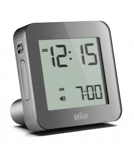 Budzik turystyczny LCD Braun BNC009GY Radio Controlled