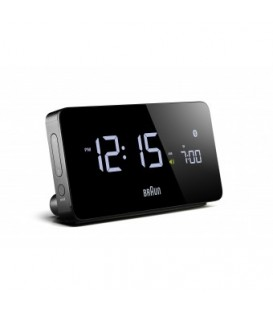 Budzik Braun BNC020BK Bluetooth
