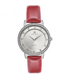 Zegarek Perfect B7242 IPS czerwony pasek