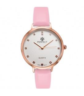 Zegarek Perfect B7249 IPR różowy pasek