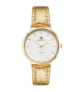 Zegarek Perfect B7321 IPG złoty pasek