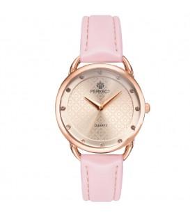Zegarek Perfect B7323 IPR różowy pasek