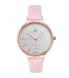 Zegarek Perfect B7324 IPR różowy pasek