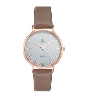Zegarek Perfect B7325 IPR brązowy pasek