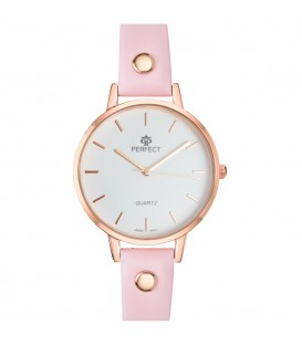 Zegarek Perfect B7327 IPR różowy pasek