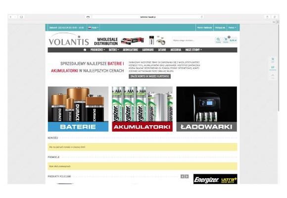 Kupuj baterie na baterie-hurt.pl